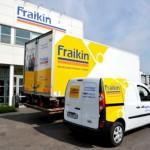 Fraikin rejoint CVC pour 1,350 Md€