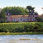 Château Loudenne hisse le pavillon rouge