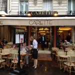 Breakfast at Carette : No way