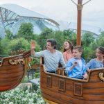Jardin d'Acclimatation : A l'Ouest il y a du nouveau