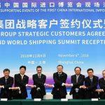 CMA CGM boucle le financement de ses 22.000 EVP construits en Chine