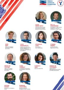 Young Leaders : Les rising stars de la French American Fondation